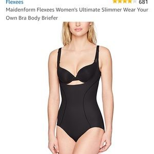 129144514 Maidenform Intimates   Sleepwear - Maidenform Flexees Body Slimmer S